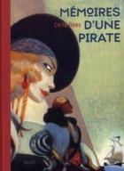 """Couverture du livre : """"Mémoires d'une pirate"""""""
