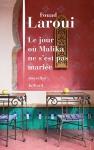 """Couverture du livre : """"Le jour où Malika ne s'est pas mariée"""""""