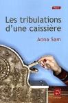 """Couverture du livre : """"Les tribulations d'une caissière"""""""