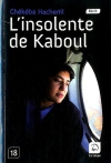 """Couverture du livre : """"L'insolente de Kaboul"""""""