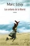 """Couverture du livre : """"Les enfants de la liberté"""""""