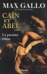 """Couverture du livre : """"Caïn et Abel. Le premier crime"""""""
