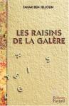 """Couverture du livre : """"Les raisins de la galère"""""""