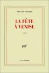 """Couverture du livre : """"La fête à Venise"""""""