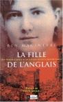 """Couverture du livre : """"La fille de l'Anglais"""""""