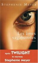 """Couverture du livre : """"Les âmes vagabondes"""""""