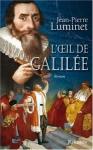"""Couverture du livre : """"L'oeil de Galilée"""""""