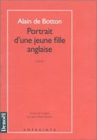 """Couverture du livre : """"Portrait d'une jeune fille anglaise"""""""