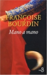 """Couverture du livre : """"Mano a mano"""""""