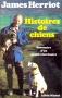 """Couverture du livre : """"Histoires de chiens"""""""