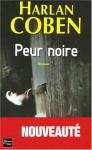 """Couverture du livre : """"Peur noire"""""""