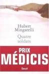 """Couverture du livre : """"Quatre soldats"""""""