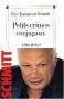 """Couverture du livre : """"Petits crimes conjugaux"""""""
