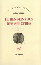 """Couverture du livre : """"Le rendez-vous des spectres"""""""