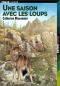 """Couverture du livre : """"Une saison avec les loups"""""""