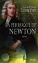 """Couverture du livre : """"La perruque de Newton"""""""