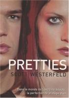 """Couverture du livre : """"Pretties"""""""