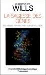 """Couverture du livre : """"La sagesse des gènes"""""""