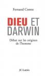 """Couverture du livre : """"Dieu et Darwin"""""""