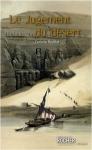 """Couverture du livre : """"Le jugement du désert"""""""