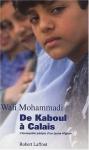 """Couverture du livre : """"De Kaboul à Calais"""""""
