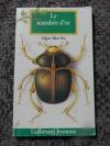 """Couverture du livre : """"Le scarabée d'or"""""""