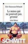 """Couverture du livre : """"Le sumo qui ne pouvait pas grossir"""""""