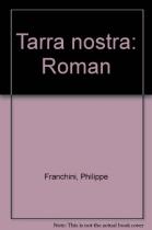 """Couverture du livre : """"Terra Nostra"""""""