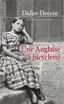 """Couverture du livre : """"Une Anglaise à bicyclette"""""""