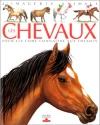 """Couverture du livre : """"Les chevaux"""""""