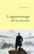 """Couverture du livre : """"L'apprentissage de la marche"""""""