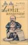 """Couverture du livre : """"Zola assassiné"""""""