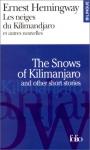 """Couverture du livre : """"Les neiges du Kilimandjaro, et autres nouvelles"""""""