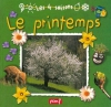 """Couverture du livre : """"Le printemps"""""""