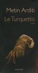 """Couverture du livre : """"Le Turquetto"""""""