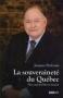 """Couverture du livre : """"La souveraineté du Québec"""""""