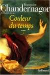 """Couverture du livre : """"Couleur du temps"""""""