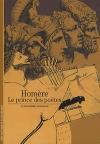 """Couverture du livre : """"Homère le prince des poètes"""""""