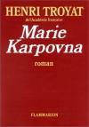 """Couverture du livre : """"Marie Karpovna"""""""