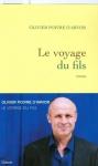 """Couverture du livre : """"Le voyage du fils"""""""