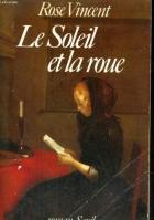 """Couverture du livre : """"Le soleil et la roue"""""""