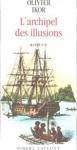 """Couverture du livre : """"L'archipel des illusions"""""""