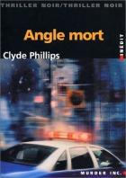 """Couverture du livre : """"Angle mort"""""""