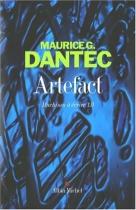 """Couverture du livre : """"Artefact"""""""