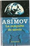 """Couverture du livre : """"La conquête du savoir"""""""