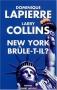 """Couverture du livre : """"New York brûle-t-il ?"""""""