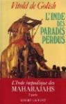 """Couverture du livre : """"L'Inde des paradis perdus"""""""