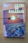 """Couverture du livre : """"Le cri du Kalahari"""""""
