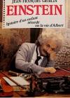 """Couverture du livre : """"Histoire d'un enfant attardé, ou la vie d'Albert Einstein"""""""