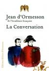 """Couverture du livre : """"La conversation"""""""